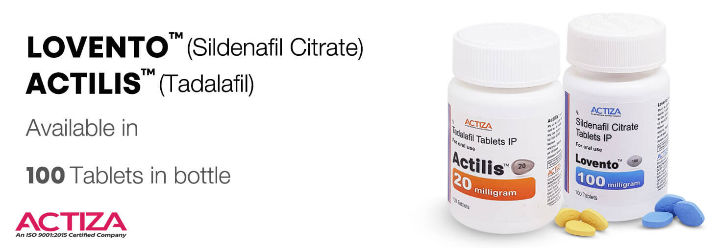 Actiza Pharmaceutical | Pharmaceutical Manufacturer |