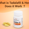 What is Tadalafil & How Does it Work?